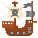 Pirate Ship Bandits Icon