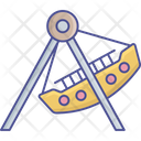 Amusement Park Amusement Ride Carnival Ride Icon