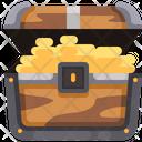 Pirate Treasure Icon