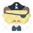 Pirates Avatar Man Icon
