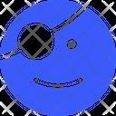 Pirates Emoji Expression Icon