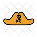 Pirates hat Icon