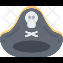 Pirates Hat Cap Icon