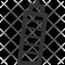 Pisa Tower Building Icon