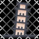 Pisa Tower Pisa Tower Icon