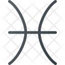 Pisces Astrology Horoscope Icon