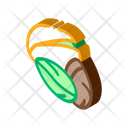 Pistachio Nut Icon