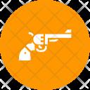 Pistol Shoot War Icon