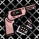 Pistol Gun Bullet Icon