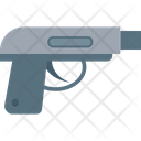 Revolver Gun Weapon Icon