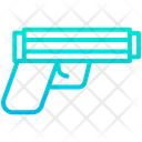 Gun Hand Gun Weapon Icon