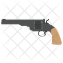Pistol Gun Weapon Icon