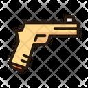 Pistol Gun Hand Gun Icon
