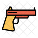 Weapon Gun Hand Gun Icon