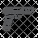 Pistol Army Military Icon