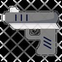 Pistol Handgun Gun Icon
