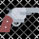 Pistol Police Gun Icon
