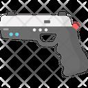 Pistol Handgun Revolver Icon