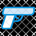 Pistol Gun Revolver Icon