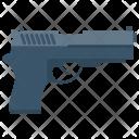 Pistol Gun Tools Icon