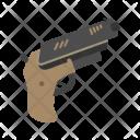 Pistol Weapon Gun Icon