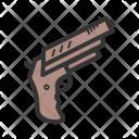 Pistol Weapon Game Icon