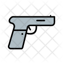Gun Pistol Fire Icon