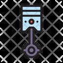 Piston Car Engine Icon