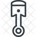 Piston Car Part Icon