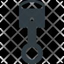 Piston Part Vehicle Icon