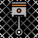 Piston Engine Mechanic Icon