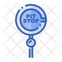 Pit Stop Icon
