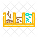 Pit Worms Pit Compost Pit Icon