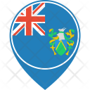 Pitcairn Flag World Icon