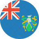 Pitcairn Flag Country Icon