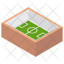 Pitch Play Area Match Pitch Icon