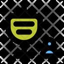 Pitch Deck Keyote Icon