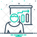 Pitch Height Altitude Icon