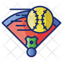 Pitch Baseball Pitch Baseball Icon