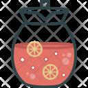 Pitcher Lemonade Pink Icon