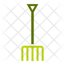 Pitchfork Agriculture Farm Icon