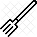 Pitchfork Farming Rake Icon