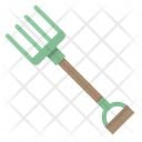Pitchfork Foggy Rake Icon