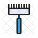 Pitchfork Cleaning Pet Icon