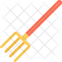 Pitchfork Ecology Nature Icon