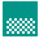 Pixel Editor Canvas Icon