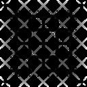 Pixel Grid Icon