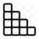 Pixels Display Screen Lcd Screen Icon