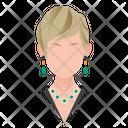 Pixie Hairstyle Icon