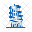 Piza Tower Icon